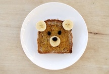 Baby has to eat. / by Ellen Parmar