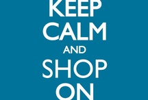 Vamos as Compras! / Keep Calm