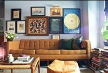 Interior Spaces / by Chelsea Maras