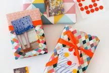Packaging / Packaging ideas and wrapping inspiration.