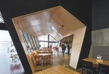 Cafés / Coffee Store