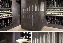 Loja de Vinhos / Wine Store