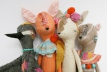 Plushes, Toys & Dolls / DIYs and inspiration for plushes, toys and dolls.