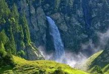 Beautiful waterfall in the world / 景色・建物 / by sugeru