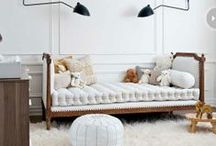 Girls' Nursery / Ideas for the bedroom nursery: the perfect marriage of style and comfort.