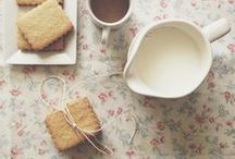 Afternoon Tea / Recipes and supplies for pleasant afternoon teas