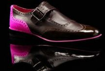 For men like me - Shoes / by Magnus Abelsted