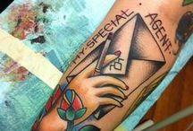 Twin Peaks Tattoo Inspo / by Justyna Palasiewicz