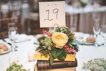 Wedding - Flowers / by Justyna Palasiewicz