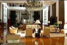 Kahala Resort / Interior Decor Inspiration