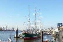 Travel: Hamburg Happiness / Hamburg inspiration, tips and travel guide.