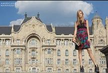 "Fall 2015 ""Welcome to Budapest"" / by Americana Manhasset"