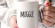 Harry Potter love. Always! / Love for Harry Potter's adventures.