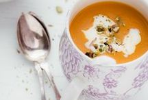 Food: Soups and Stews / Mouthwatering soups and stews.