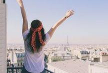 Travel: Paris, mon amour! / Paris trip planning.