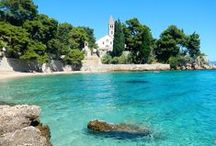 Travel: Croatia / Split area and Brac island. Croatia happiness.