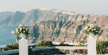 Portfolio / Destination weddings in Greece