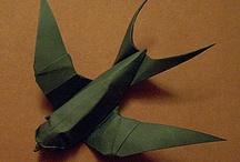 Origami / by Aja