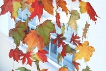 Autumn Crafts and Miscellany / by Rachel Wylie