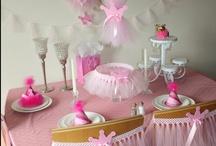 Girls  Birthday Party Ideas / by Robin B