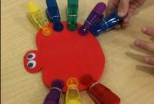 Toddler-Preschool Ideas / by Robin B