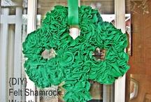St. Patrick's Day / by Robin B
