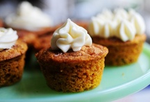 Fall Baking and Sweets / by Rachel Wylie
