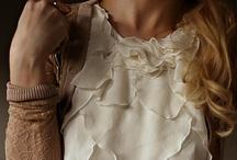 Fashion / by Katie Williamson