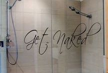 bathrooms / by Alexis Borger