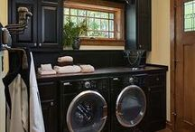 mud room/laundry room / by Alexis Borger