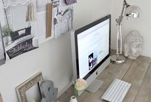 Thinkspaces / Ideas for home working spaces