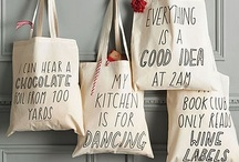 Tote-ally Awesome / Our favorite totes and bags / by Customizo