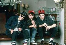 ⤷ Beastie Boys ⤵  ⤴ ⤵ / R.I.P. MCA.