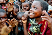 Democratic Republic of Congo / We work in the Democratic Republic of Congo to help raise children's self worth and help teachers empower students to make good choices for their communities. This is their world