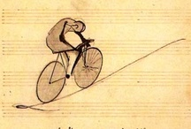 {bicycle} / by { wild & ambitious }