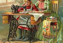 Sewing / by Barbara Eubank
