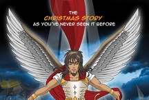 Journey out of Darkness / Share the Christmas story this year with our great new resource - a 24 page comic book aimed at 10-14 year olds