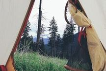 {camping} / by { wild & ambitious }