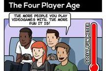 Gaming / Game art, gifs, screencaps stc.