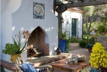 Spanish Style / by Stephanie Briney