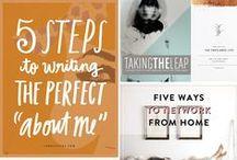 Blogging / Blogging odds and sods I should really read.