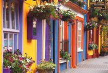 Scotland, England, Ireland & Wales. / by Judi Simpson