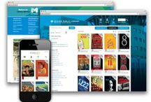 eBook & Audiobook Collections / Showcasing area from our online collections, such as eBooks and eAudiobooks