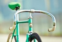 Bicyclette / by Beached Rat