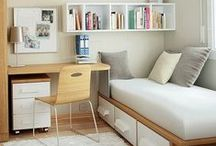 Tiny Guest Room Ideas / My tiny guest room needs love, it's 7x7ft