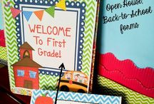 1st Grade / First grade  1st grade  Class ideas  / by Ginny Aldrich