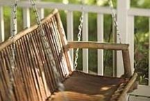 {patio} / by { wild & ambitious }