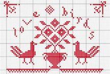 Crossstitch patterns