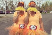 Running Costumes / Perfect costumes for your halloween race, event, or trick or treating. / by Charity Miles