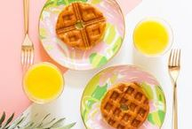 Brekkie / Because saying breakfast isn't as fun. Savory to sweet breakfast recipes and ideas.